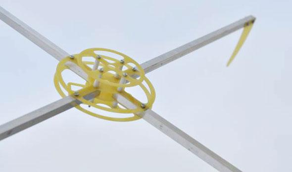 anspe-quadrocopter-frame