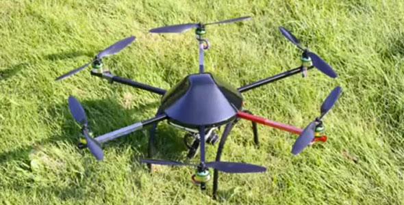 mikrokopter-hexacopter