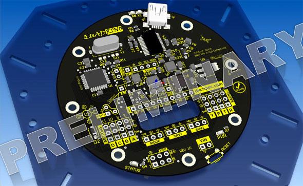 quadrino-multicopter-controller