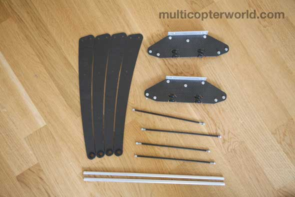 multicopter-carbon-landing-gear