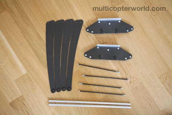multicopter-carbon-landing-gear