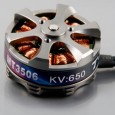 Today I found a very interesting multicopter motor, the T-motor 3506 650 kv from Tiger Motors. This multicopter motor is from their MT series, which is specially developed for multirotors....