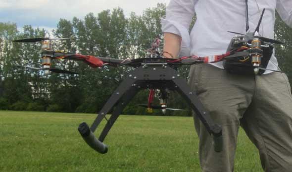 y6-multicopter